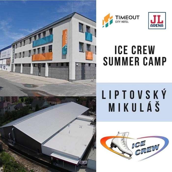 ice crew summer camp